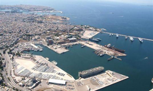 Στον Πειραιά το μεγαλύτερο πλοίο που έχει υποδεχθεί ποτέ το λιμάνι