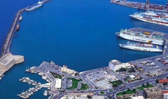 Δεμένα τα πλοία στην Κρήτη – Πότε θα εκτελεστούν τα δρομολόγια