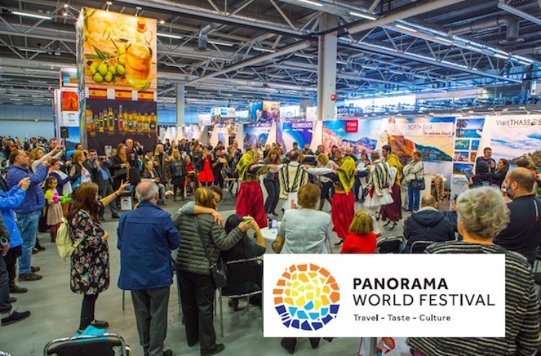 Πρόσκληση σε επιχειρηματίες της Ρόδου για συμμετοχή στην 1η Διεθνή Έκθεση Τουρισμού Panorama World Festival, στην Στοκχόλμη