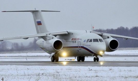 Ρωσία: Συντριβή αεροσκάφους έξω από τη Μόσχα. Νεκροί και οι 71 επιβαίνοντες