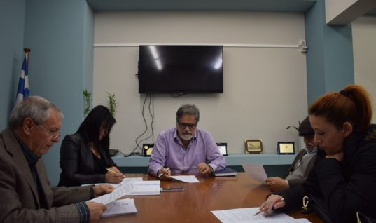 Προγραμματισμός εκδηλώσεων για τα 25 χρόνια αδελφοποίησης των δήμων Αγίου Νικολάου -Αγίου Δομετίου Κύπρου