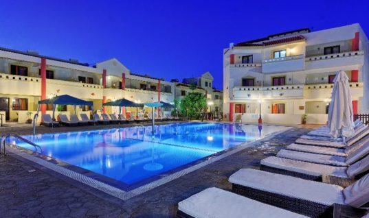Χανιά: Πωλείται ξενοδοχείο 4 αστέρων έναντι 50 εκ. ευρώ