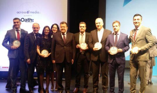 Επτά διακρίσεις για τις Μινωικές Γραμμές στα Tourism Awards