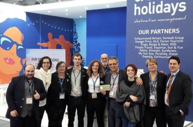 H Cretan Holidays Destination Management Βραβεύθηκε ανάμεσα σε 1137 εκθέτες από 180 χώρες και 5 κατηγορίες
