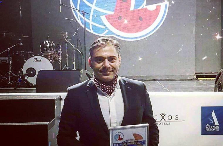 Γενέθλια με διεθνή διάκριση-Ένας χρόνος Holidaynews και το πρώτο βραβείο ήρθε από την Μόσχα
