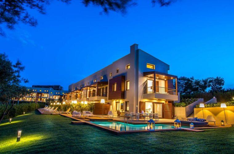 Αστέρες του Hollywood στο ξενοδοχείο Avaton Luxury Villas Resort στη Χαλκιδική