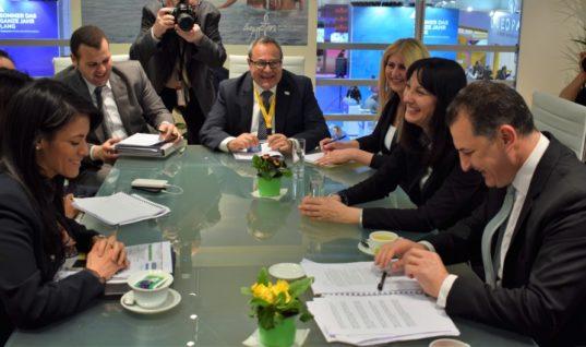 Συνάντηση Κουντουρά με ομολόγους της στη Μεσόγειο για την κρουαζιέρα