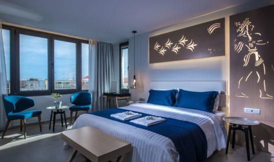 Αν μείνεις σε αυτό το ξενοδοχείο της Κρήτης γυρνάς πίσω στη μινωική εποχή!
