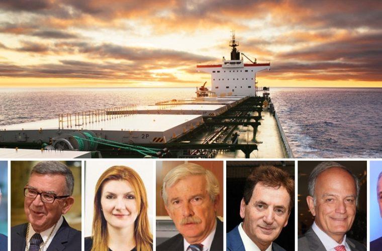 Επτά Έλληνες στο «τιμόνι» της παγκόσμιας ναυτιλίας