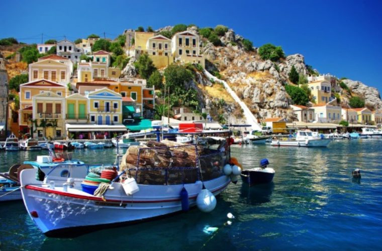 ΙΤΒ: Πάνω από 4 εκ. γερμανοί τουρίστες φέτος στην Ελλάδα
