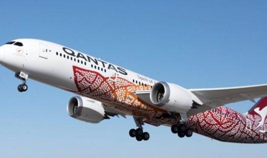 H Qantas έγραψε ιστορία: Απευθείας πτήση 17 ωρών από Αυστραλία σε Βρετανία