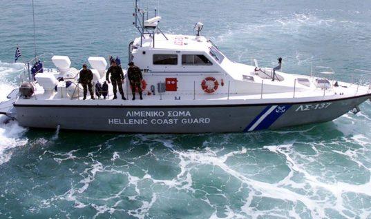 Ηράκλειο: Βάρκα εξέπεμψε SOS – Παρασύρθηκε από τους ισχυρούς ανέμους