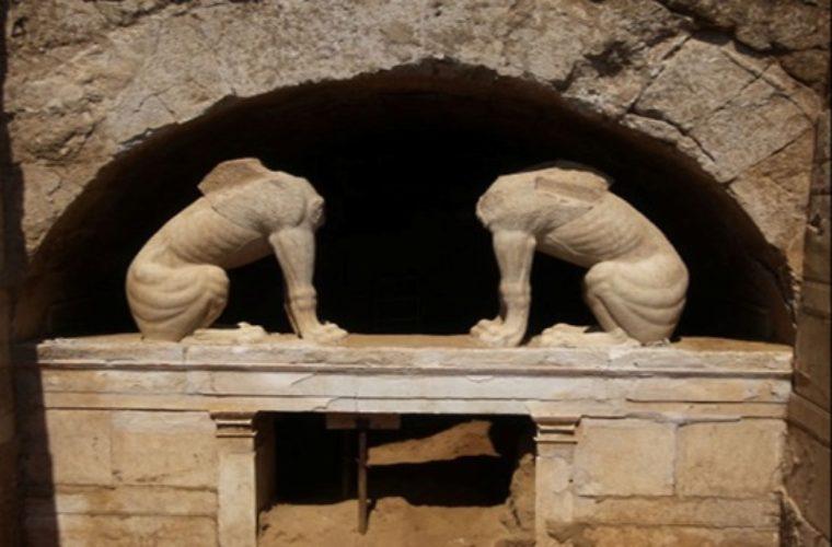 Στις πόλεις του Μεγάλου Αλεξάνδρου και η Αμφίπολη