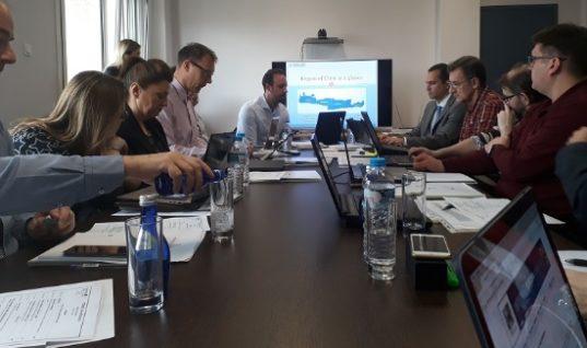 Η Κρήτη στο ευρωπαϊκό έργο TOUREST -Διαχείριση νερού για βιώσιμους προορισμούς