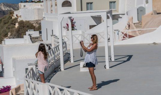 Διπλασιάστηκε ο αριθμός των Ρώσων τουριστών που επιθυμούν να επισκεφθούν την Ελλάδα