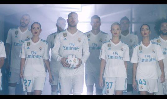Οι παίκτες της Ρεάλ Μαδρίτης βρίσκουν τους νέους συμπαίκτες σε πτήση της Emirates (video)