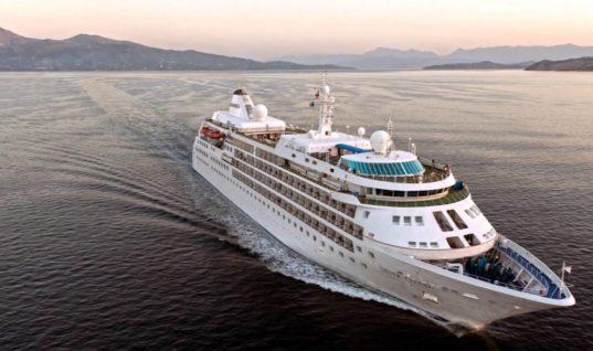 Mεγάλη δωρεά από ξένο κρουαζιερόπλοιο στο Δήμο Χανίων
