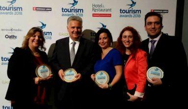 Τέσσερα κορυφαία βραβεία για τη Celestyal Cruises στα Tourism Awards 2018