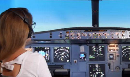 Μπορεί ένας επιβάτης να προσγειώσει ένα αεροπλάνο;