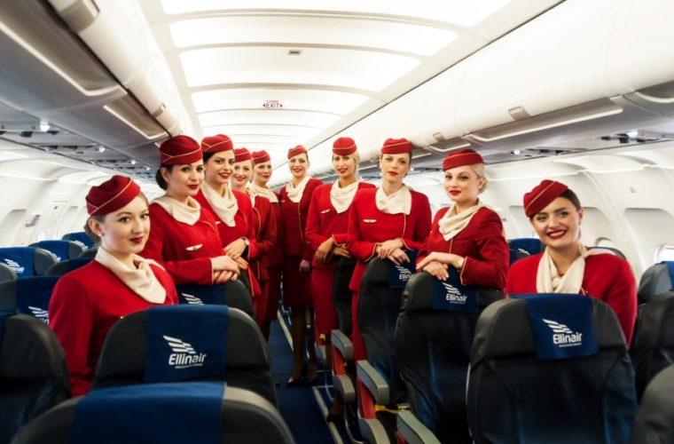 Εllinair: Θέλει πάνω από 1 εκατ. επιβάτες το 2018 και «βάση» στην Αθήνα