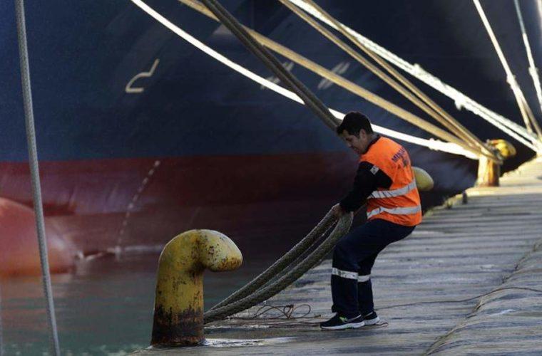 24ωρη απεργία προκήρυξε η Πανελλήνια Ναυτική Ομοσπονδία
