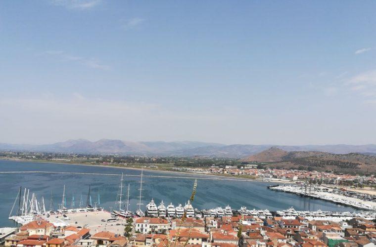 Το Ναύπλιο κέρδισε τη Βαρκελώνη στην άφιξη τουριστικών σκαφών αναψυχής (Pics)