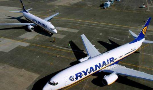 Διαδήλωση στα Χανιά κατά της Fraport μετά την αποχώρηση της Ryanair