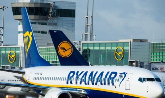 Η Ryanair σταματά τις πτήσεις Αθήνα – Θεσσαλονίκη