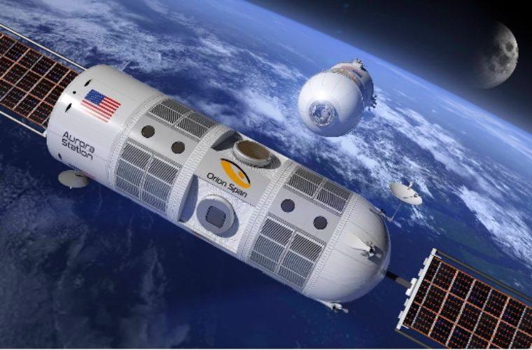 Έρχεται το πρώτο πολυτελές ξενοδοχείο στο διάστημα (video)