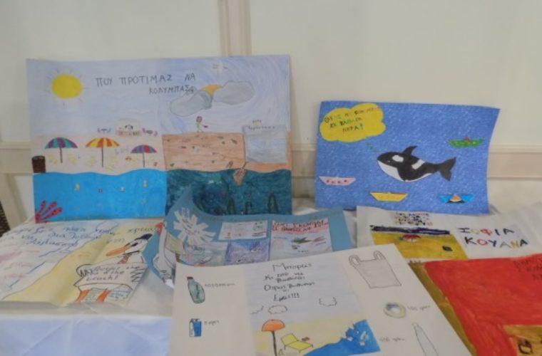 Περιβαλλοντική δράση «Καθαρίστε τη Μεσόγειο» στο Aquila Rithymna Beach