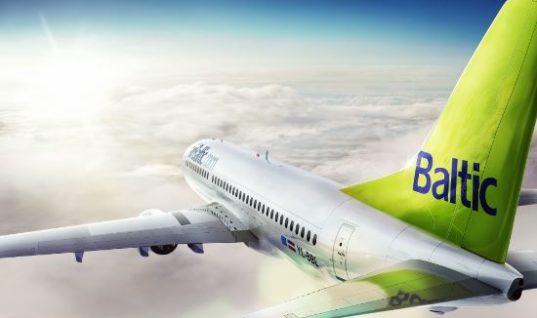 Tez Tour: Νέες πτήσεις τσάρτερ προς Πελοπόννησο μέσω airBaltic