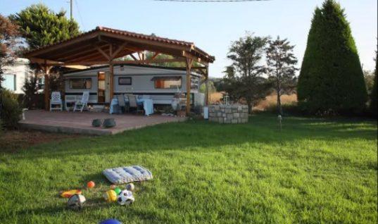 Μέχρι τροχόσπιτα νοικιάζονται μέσω Airbnb σε Χανιά και Ηράκλειο φωτο)