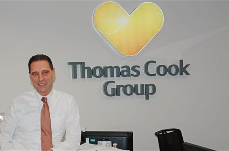 Αποκλειστικό: Στην Κρήτη στις 19 Ιουνίου ο CEO της Thomas Cook Peter Fankhauser,