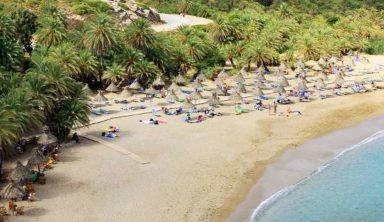 Γαλαζοπράσινα νερά και ψιλή άμμος -Βουτιά σε επτά παραλίες της Κρήτης