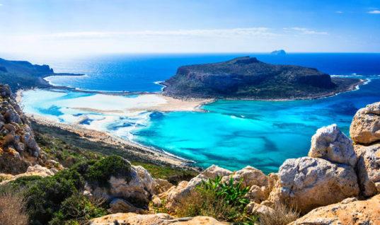 5 ελληνικές παραλίες με νερά σκέτο κρύσταλλο!