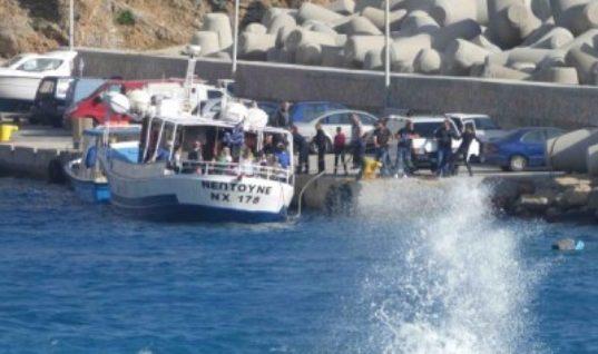 Πώς σώθηκαν επιβάτες και πλήρωμα του πλοίου στα Σφακιά (Pics)