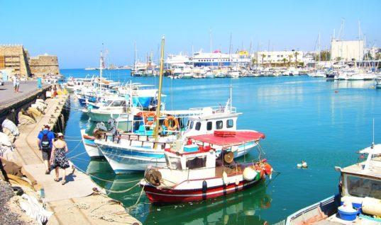 Η Κρήτη στους 10 top προορισμούς του κόσμου για το 2018