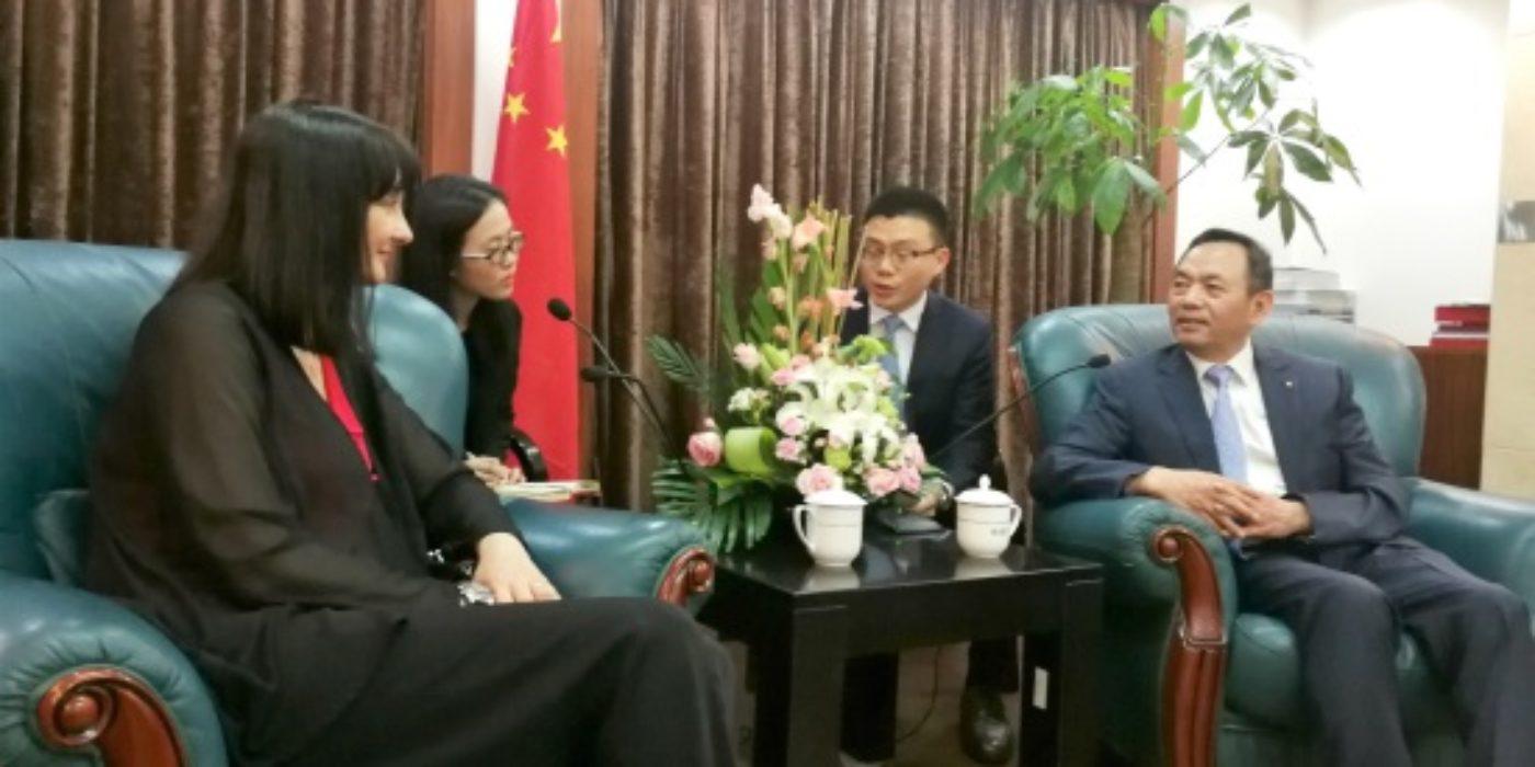 Ε.Κουντουρά: Προτεραιότητα το άνοιγμα της κινεζικής αγοράς