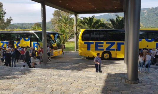 Δυναμικά η Tez Tour και στην Χαλκιδική