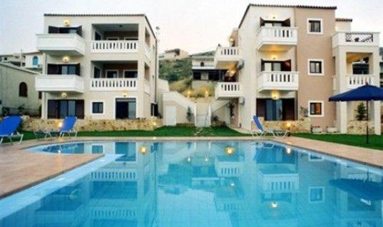Δεκάδες ξενοδοχεία προς πώληση στην Κρήτη (φωτο)