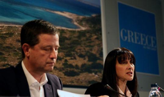 ΓΓ Τουριστικής Πολιτικής: Το 2018 η χώρα θα έχει 32 εκατομμύρια αφίξεις