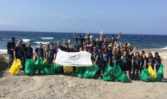 Τα Maris Hotels στην πρώτη γραμμή της καμπάνιας  «Clean up the MED»