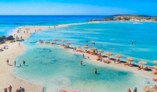 TUI Σουηδίας: 3 ελληνικές παραλίες στις 10 δημοφιλέστερες στο Instagram