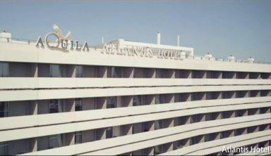 Αποκλειστικό : Δείτε πρώτοι το βίντεο για τα 50 χρόνια του ξενοδοχείου Atlantis