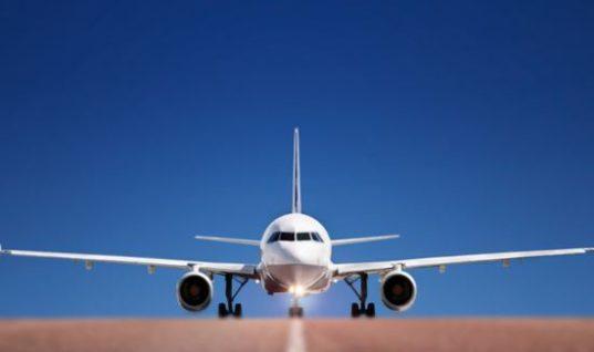 +10,4% η επιβατική κίνηση στα αεροδρόμια το α' 5μηνο