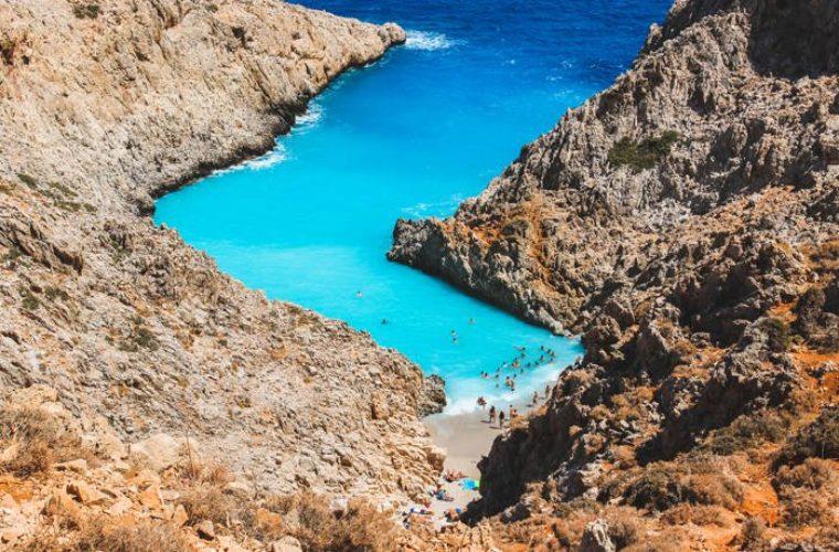 Τα Σεϊτάν Λιμάνια στις 30 καλύτερες παραλίες της Ελλάδας (Pics)