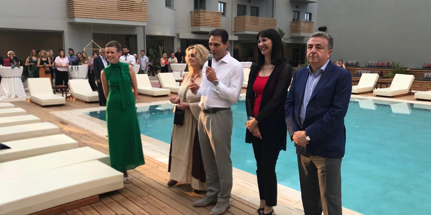 Τα εγκαίνια του νέου ξενοδοχείου Cook's Club Hersonissos της Thomas Cook(Pics&Video)