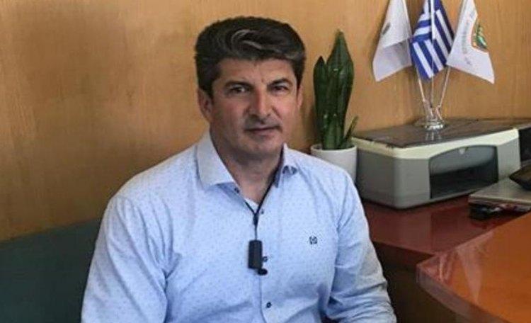 Ο κ. Γιώργος Χριστοδουλάκης, Πρόεδρος της Ένωσης Επιχειρηματιών Ενοικιαζόμενων Διαμερισμάτων και Δωματίων Νομού Ηρακλείου Filoxenia
