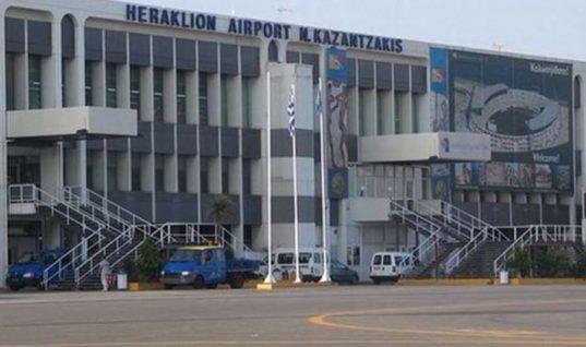 Συναγερμός στο αεροδρόμιο «Νίκος Καζαντζάκης» για αεροσκάφος των Ισραηλινών αερογραμμών