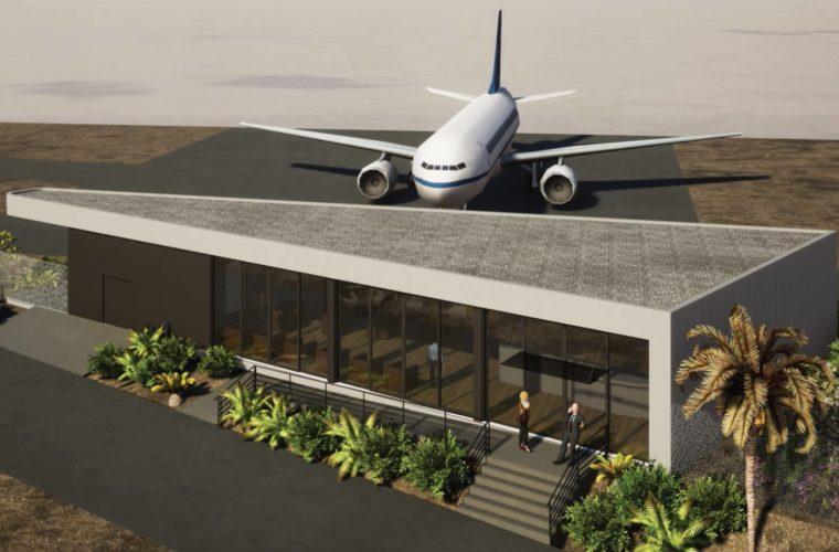 Φώτης Κοκοτός :  Νέο Private Aviation Lounge στο αεροδρόμιο Ηρακλείου Ν.Καζαντζάκης
